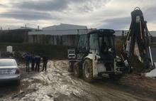 Tuzla'da kimyasal atık alarmı