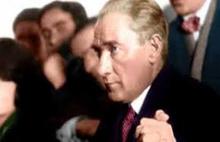 Ünlü dergiden Atatürk kapağı