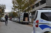 İstanbul'da bombalı araç alarmı