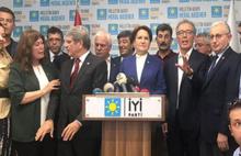 Akşener: AKP ile HDP gizli görüşüyor