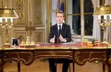 Macron, neden o altın odayı seçti?