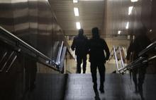 İstanbul metrosunda feci olay