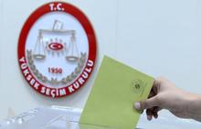 Seçim yasaklarıyla ilgili takvim açıklandı