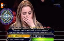 Yarışmacının elendiği soru şoke etti