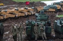 ÖSO birlikleri Menbiç'e sevk edildi