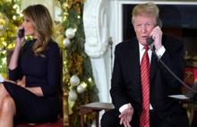 Trump'ın Noel Baba videosu sosyal medyada