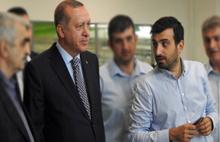 Erdoğan'ın damadı eleman arıyor
