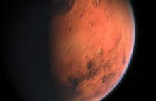 Mars'ta sürpriz gelişme