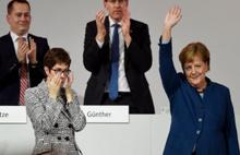 Merkel'den 18 yıl sonra veda