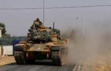 Afrin TSK tarafından bombalanıyor
