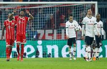 Beşiktaş Almanya'da yıkıldı: 5-0