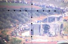 Afrin'de siviller  yollara düştü