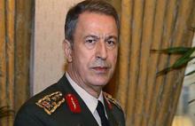 Genelkurmay Başkanı sınır birliklerini denetliyor