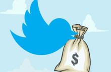 Twitter'da dolar yazmayın...