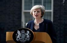 İngiltere Başbakanı May'den son dakika Suriye açıklaması
