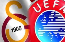 UEFA'dan Galatasaray'ı ilgilendiren açıklama