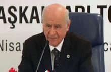 Bahçeli'den Beşiktaş'a çağrı