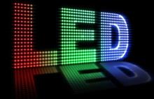 LED ışıklandırmalara dikkat