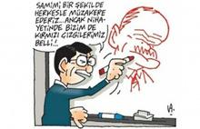 Ünlü karikatürist Hürriyet'ten ayrıldı
