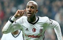 Beşiktaş'ta Anderson Talisca şoku