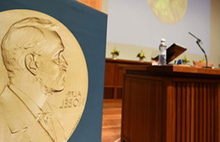Cinsel saldırı skandalı Nobel'i vurdu