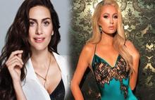 Bergüzar'dan Paris Hilton tepkisi