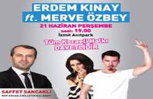 Saffet Sancaklı'dan Merve Özbey'li seçim kampanyası