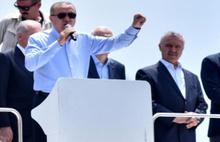 Erdoğan'dan o ses kaydıyla ilgili flaş açıklama