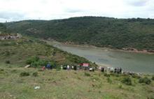 Alibeyköy Barajı'nda dehşet!