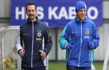 Fenerbahçe'de bir ayrılık daha...