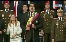 Maduro'ya suikasti 'Fanilalı Askerler' üstlendi