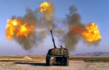 İdlib topçu ateşiyle vuruluyor