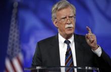 Bolton İran'ı bombalamak istiyor iddiası