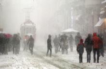 Kar ve yağmurlu hava bekleniyor