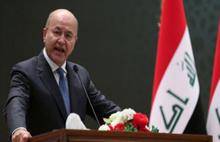 Irak Cumhurbaşkanı'ndan sürpriz Ankara ziyareti