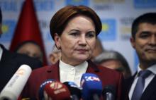 Meral Akşener'den Tunç Soyer'e destek