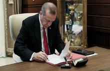 Erdoğan'dan kritik atamalar...