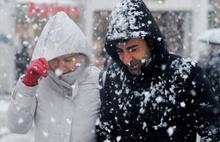 Eğitime 25 ilde kar tatili