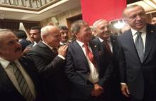 İYİ Partili vekillere Erdoğan'dan yakın ilgi