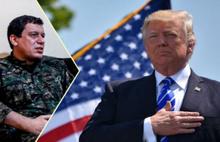 Trump teröristbaşına teşekkür etti