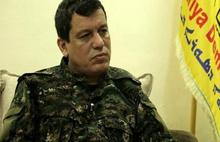 YPG'li terörist için kırmızı bülten