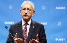 Kılıçdaroğlu: Saray Millet İttifakı'nı dağıtmak için özel çalışma yapıyor