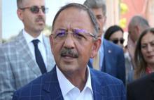 Özhaseki: Belediye başkanları işe akraba alamayacak