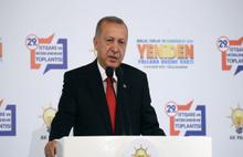 Erdoğan: 50+1 tartışmasına son noktayı koyuyorum