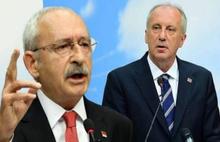 Skandal: Muharrem İnce'ye CHP ve Kılıçdaroğlu kumpası