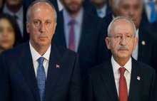İnce'nin ortak açıklama önerdiği Kılıçdaroğlu: Sizinle sonra görüşeceğiz