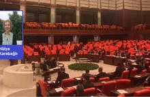 Meclisin boş koltukları kavga çıkardı