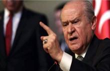 MHP Genel Başkanı Devlet Bahçeli, Bülent Arınç'a verdi veriştirdi