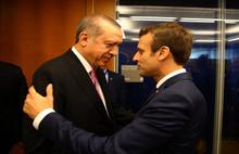 Erdoğan ve Macron arasında beyin ölümü krizi