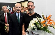 Kılıçdaroğlu  Cem Yılmaz'ı izledi!